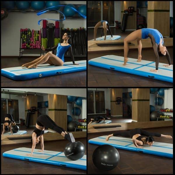 Air Track Tumbling Gymnastics Mat Uses
