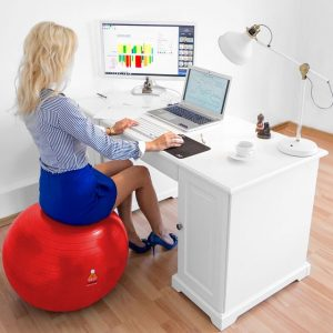 Exercise Ball Home or Office Use