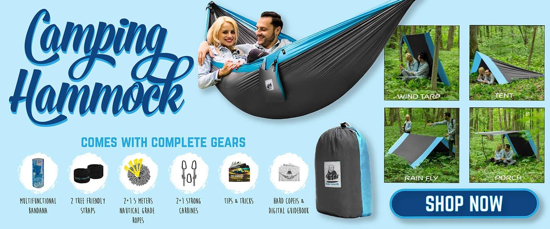 camping-hammock