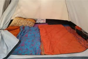 Camping 101_Sleeping bags and sleeping pads