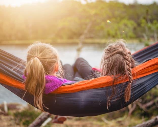 2 person double hammock